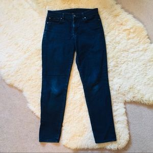 ✈️ Gap Mid-Rise Fitted Jeans Size 4/27 ✈️